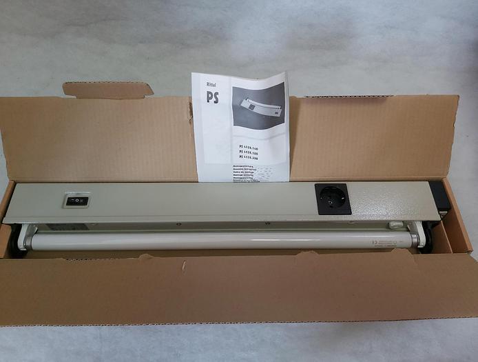 2 Stück Schaltschrank Standardleuchten PS 4138.180 Rittal, 230V, 18W, neu
