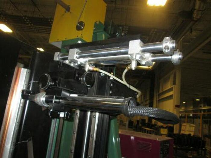 Jetline Engeneering CS3-15ZV Plasma Vertical Seam Welder NO POWER SUPPLY