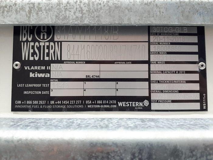Western 30TCG-GLB