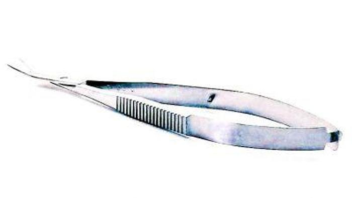 Ophthalmic Scissor Tenotomy Westcott Curved Sharp WEISS 0103173