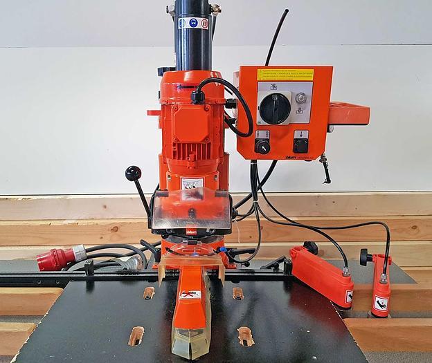 Used 2005 BLUM Minipress M 51P1000