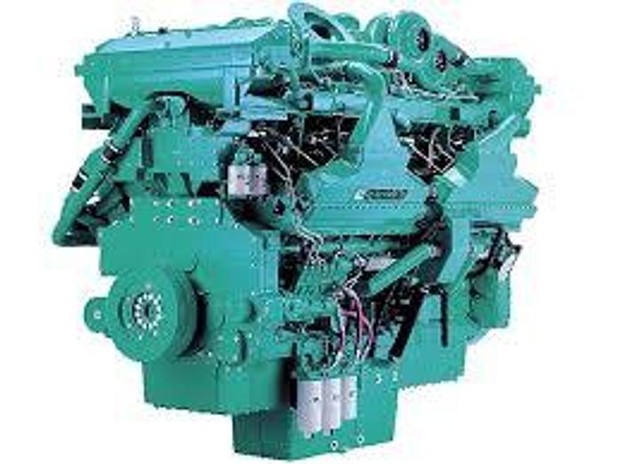 1.98 MW 2019 New Cummins QSK60G6 Diesel Generator