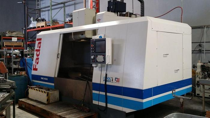 2004 Fadal 6535/50 CNC Vertical Machining Center