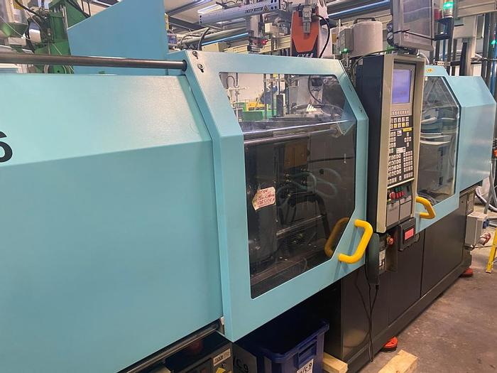 Used 1997 Demag ERGOtech System 500-200 Injection Moulding Machine