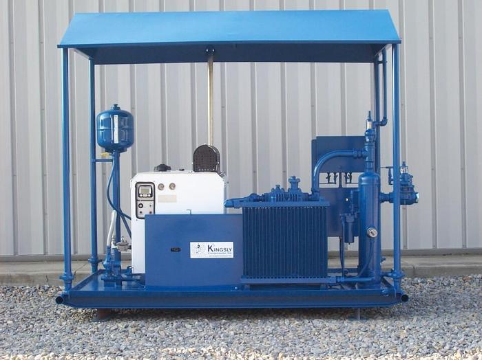 Gas Gathering Compressor