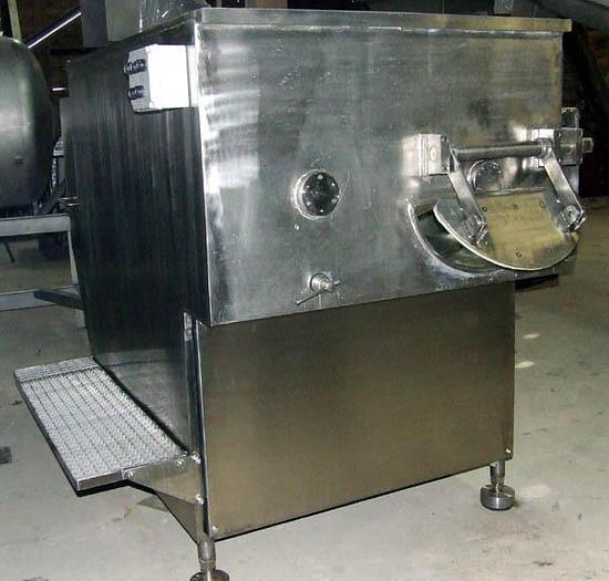 Używane Mieszałka spiralna w całości nierdzewna - 1.000 l