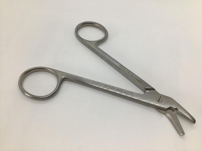 Elcon Scissor Universal Wire cutting 120mm 124-121