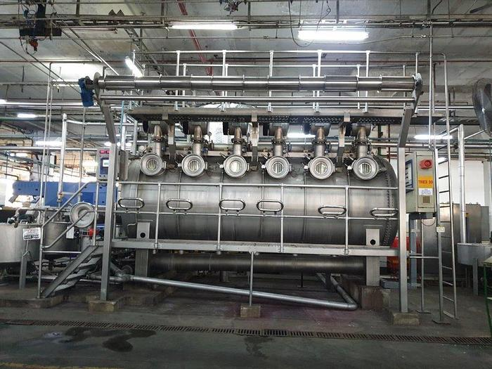 Used Jet dyeing machine THIES  2002  1000 kgs