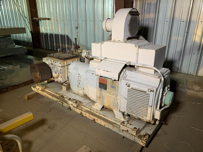 Used 75 HP D.C. Drive
