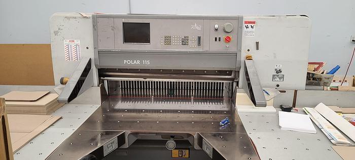 Used 2003 Polar 115E