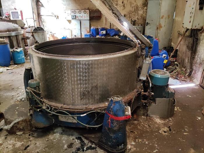 Used HYDROEXTRACTOR BENGUEREL  diameter 1700 mm
