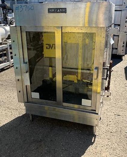 American Range Rotissire Oven
