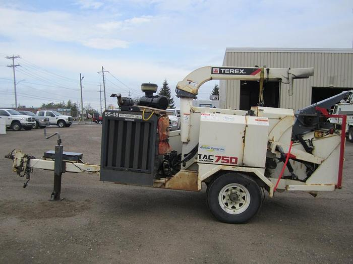 Used 2013 Terex Chipper 750