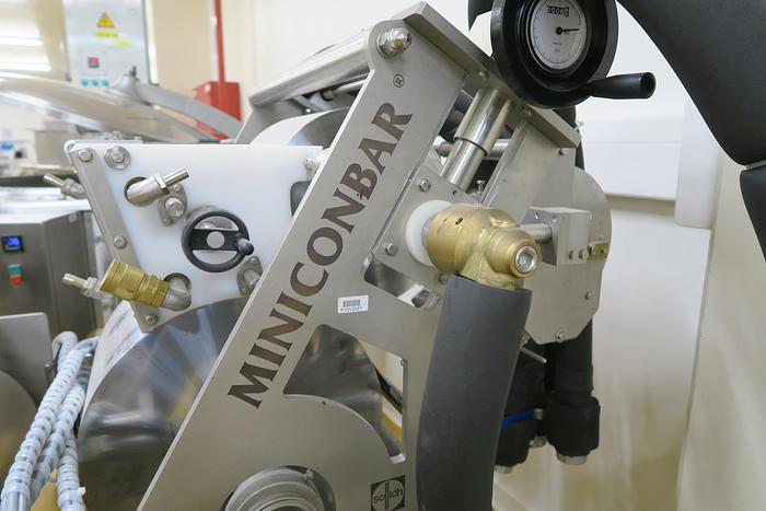 Sollich Mini Conbar Forming Rollers