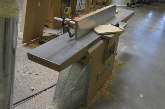 SCMI Model F3A 12″ x 82″ Table Length Jointer