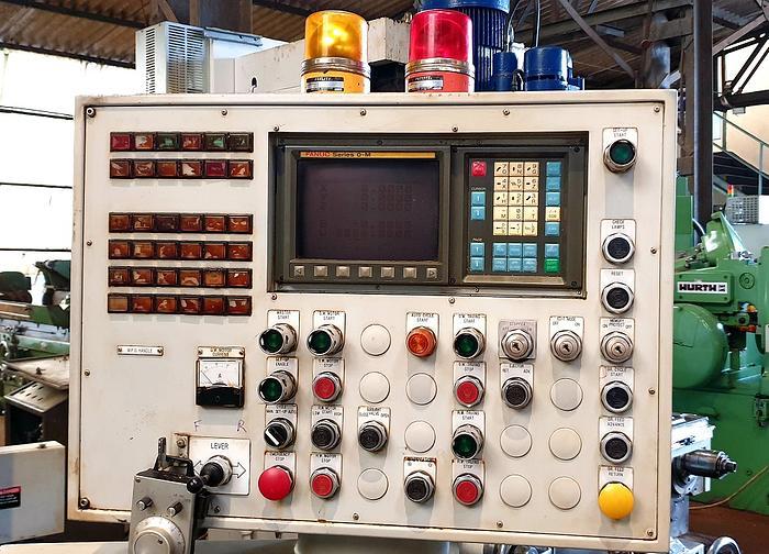Koyo KC-500A (8-axis) CNC Centerless Grinder