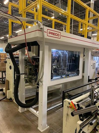 Used PRECO HIGH SPEED LASER PERFORATING SYSTEM MODEL 2-HSP100/2