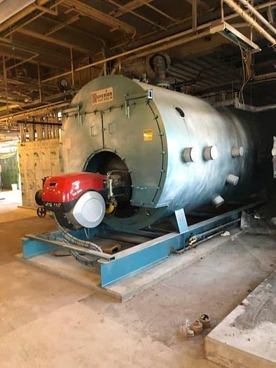 2013 SUPERIOR Boiler 500 HP