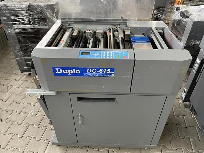 Gebraucht 2008 Duplo Docucutter DC 615 Pro