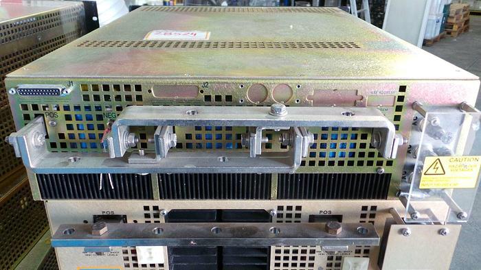 Used Power Ten Inc P63C-20500D Power Supply, P63C-20500D / AC 190~253 V /