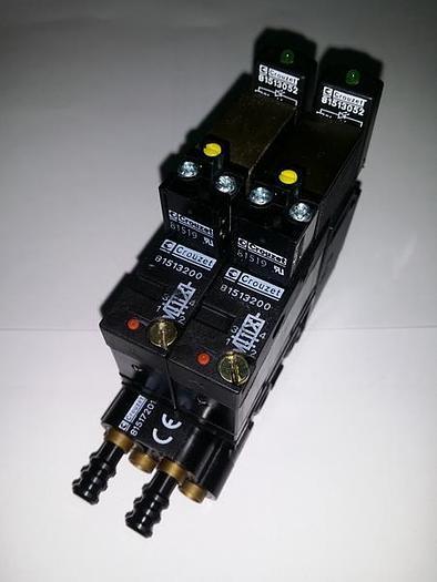 Gebraucht Elektromagnetisches Ventil 81519 Crouzet