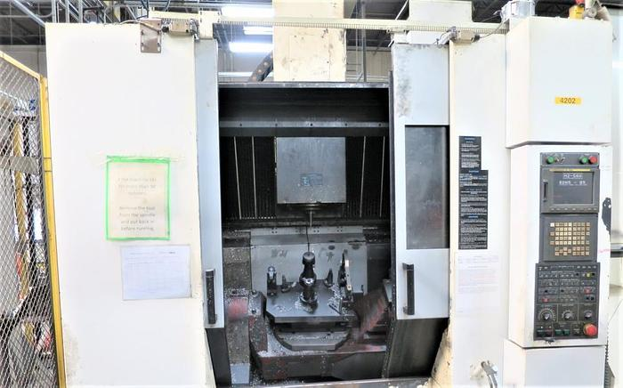2009 Hwacheon  2M-5AX