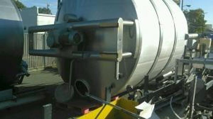 Feldmeier 6000 Gallon Cone Tank