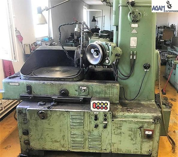 Used WMW SFRW 630 Rotary Surface Grinder