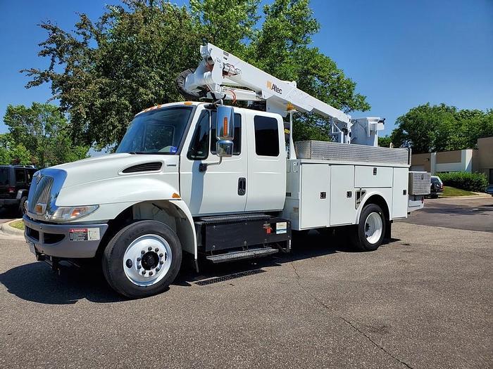 Used 2008 International 4300 Altec AT237 42ft Bucket Truck - M50779
