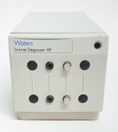 Used Waters In-Line Degasser AF 186001273 DG2 HPLC Solvent Management System (4976)