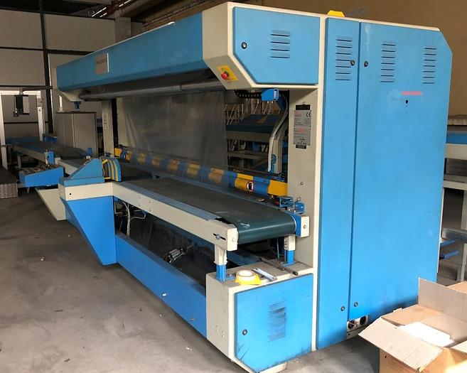 Used INSPECTING MACHINE LA MECCANICA  Inspection & Packing