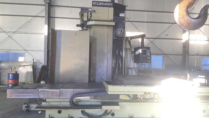 Used Borer Horizontal Table Type CNC KBT13DXA