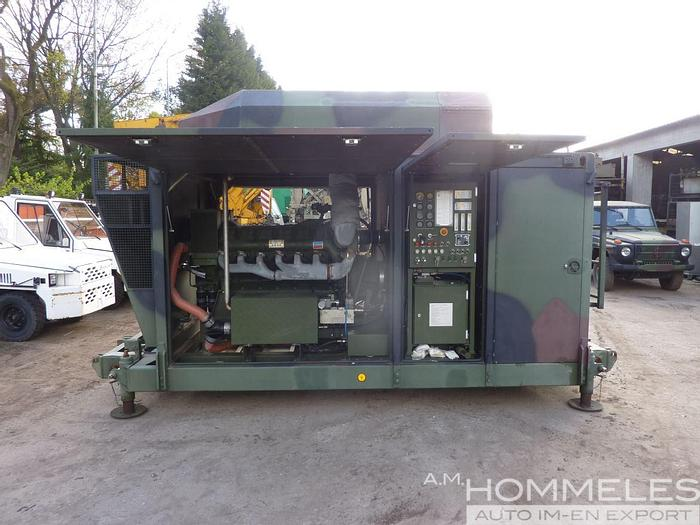 Used Fuel pumping station pipeline
