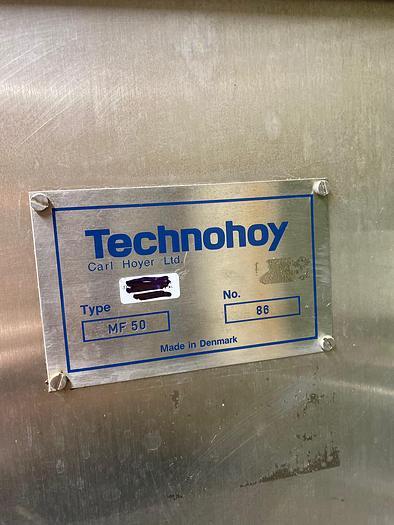 TECHNOHOY MF50 LABORATORY FREEZER
