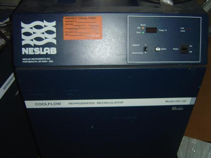 Used Neslab  Coolflow HX-150 Chiller (X2)