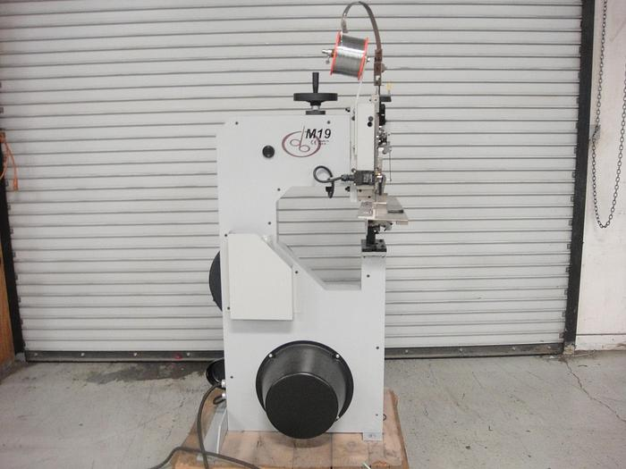 Used Deluxe M19 Stitcher