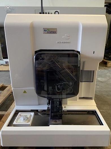Used Sysmex XT 2000i Automated Hematology Analyzer