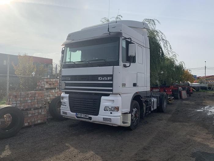 Used 2001 DAF 95 xf 430 euro 3 manual