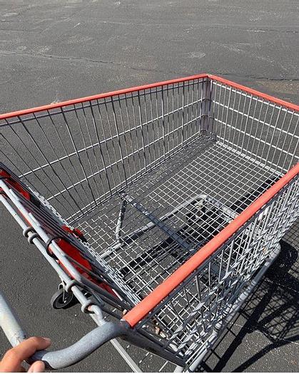 Used Shopping Cart