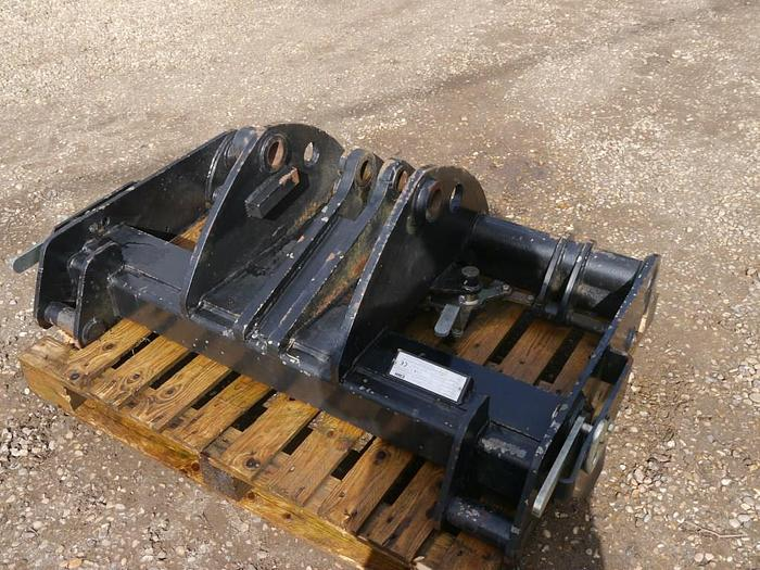 Used New Holland to JCB Conversion Headstock