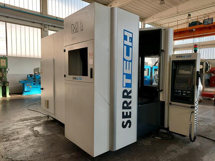 Usato Centro di Lavoro SERRMAC -  SERRTECH M1 - CNC HEIDENHAIN 530