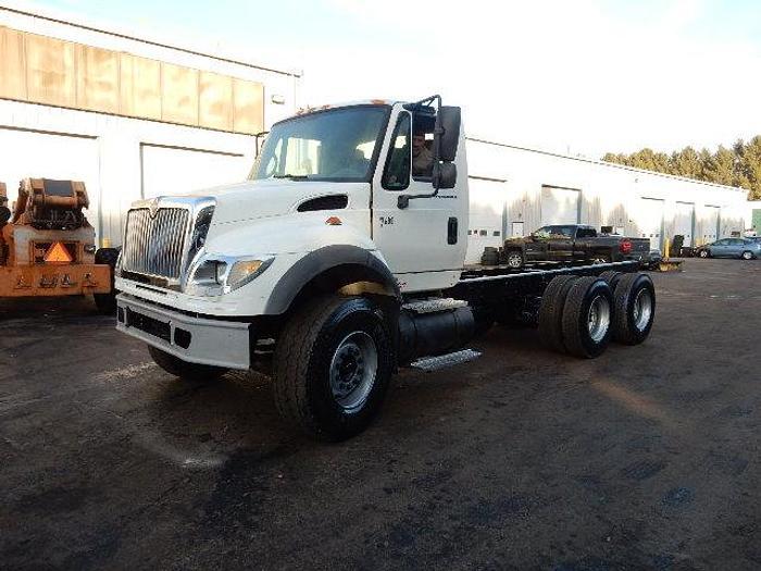 Used 2006 International 7600- Stock #: 8594