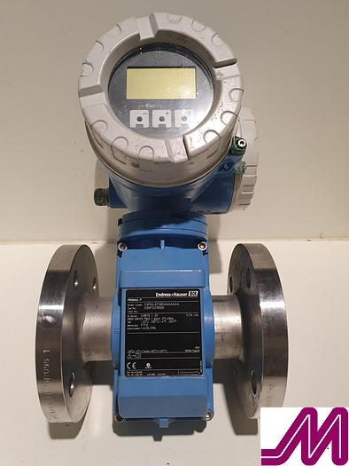 Used Endress & Hauser Promag P Din 50