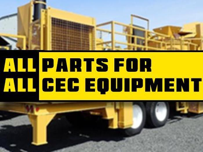 CEC Replacement Parts