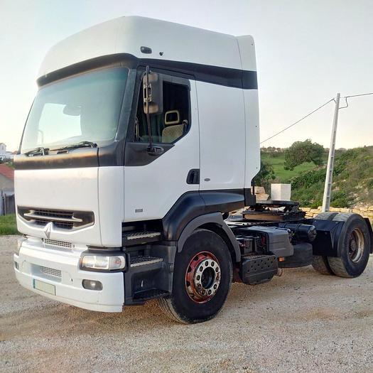 Used 1997 RENAULT Premium 385 Euro 2 tractor unit