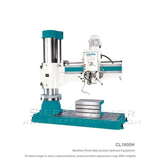 CLAUSING High Column Radial Drill CL1600HX