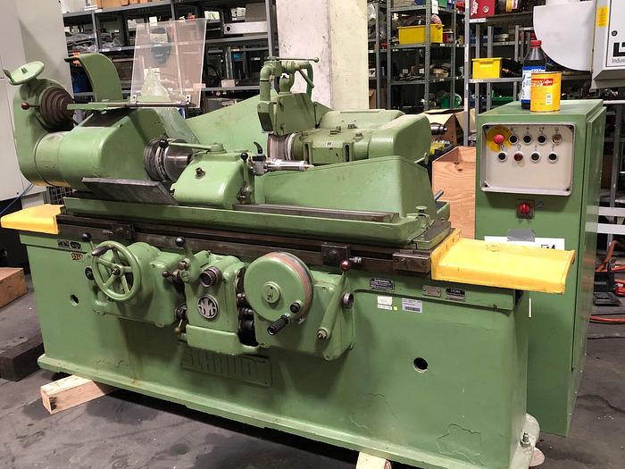 Gebraucht Aussenrundschleifmaschine SCHAUDT 410 / 800