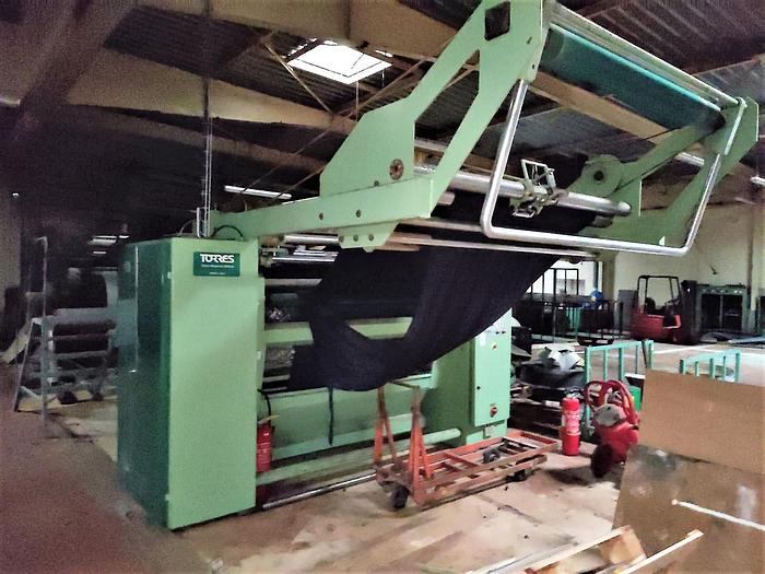Used Emerizing machine TORRES 1999 1800 mm