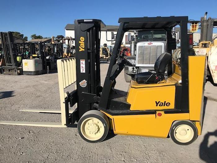 Used 2002 YALE GLC080LG Forklift