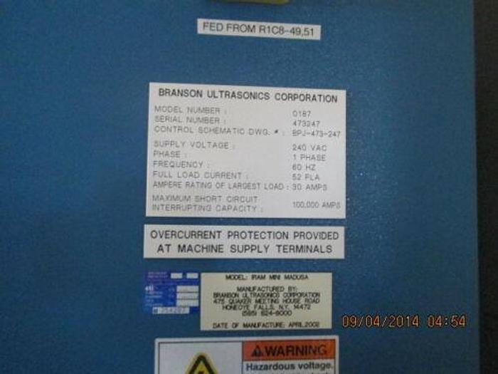 Branson Radiance 3G System